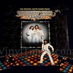 "Soundtrack ""Saturday Night Fever"" Album Cover Jigsaw Puzzle front"