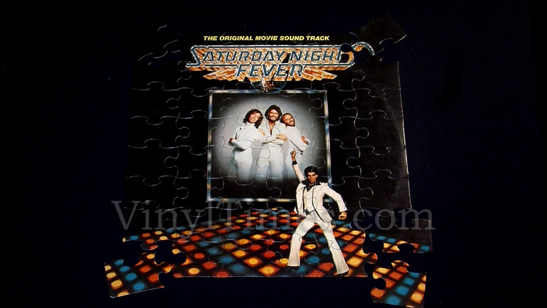 Saturday Night Fever Album Cover | www.pixshark.com ...