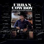 "Soundtrack ""Urban Cowboy"" Album Cover Jigsaw Puzzle front"