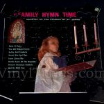 "St. James Quartet ""Family Hymn Time"" Album Cover Jigsaw Puzzle"