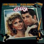 "Soundtrack ""Grease"" Album Cover Jigsaw Puzzle front"