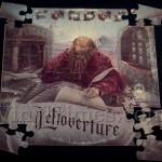 """Kansas """"Leftoverture"""" Album Cover Jigsaw Puzzle"""