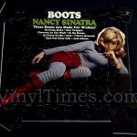 "Nancy Sinatra ""Boots"" Album Cover Jigsaw Puzzle"