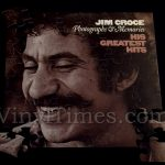 "Jim Croce ""Greatest Hits"" Album Cover Jigsaw Puzzle"