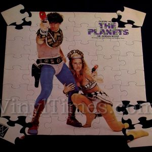 "Adrian Boult ""The Planets"" Album Cover Jigsaw Puzzle"