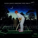 "Elton John ""Greatest Hits II"" Album Cover Jigsaw Puzzle"