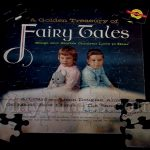"Various ""Golden Treasury of Fairy Tales"" Album Cover Jigsaw Puzzle"