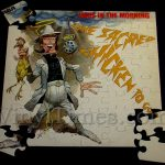 "Don Imus ""One Sacred Chicken To Go"" Album Cover Jigsaw Puzzle"