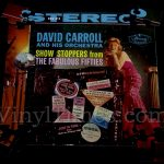 "David Carroll ""Show Stoppers From The Fab 50′s"" Album Cover Jigsaw Puzzle"