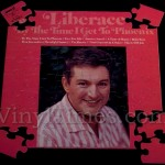 "Liberace ""By The Time I Get To Phoenix"" Album Cover Jigsaw Puzzle"