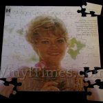 "Patti Page ""Green Green Grass of Home"" Album Cover Jigsaw Puzzle"