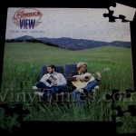 "America ""View From The Ground"" Album Cover Jigsaw Puzzle"