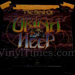 "Uriah Heep ""The Best Of"" Album Cover Jigsaw Puzzle"