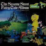 "Sesame Street ""Fairy Tales"" Album Cover Jigsaw Puzzle"