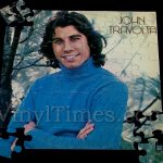 "John Travolta ""John Travolta"" Album Cover Jigsaw Puzzle"