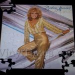 "Barbara Mandrell ""Spun Gold"" Album Cover Jigsaw Puzzle"