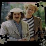 "Simon & Garfunkel ""Greatest Hits"" Album Cover Jigsaw Puzzle"