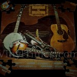 "Various Artists ""Bluegrass For Collectors"" Album Cover Jigsaw Puzzle"