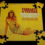 "Ferrante & Teicher ""Our Golden Favorites"" Album Cover Jigsaw Puzzle"