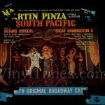 "Broadway Cast ""South Pacific"" Album Cover Jigsaw Puzzle"