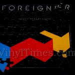 "Foreigner ""Agent Provocateur"" Album Cover Jigsaw Puzzle"