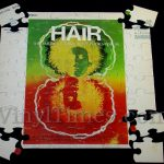"Soundtrack ""Hair"" Album Cover Jigsaw Puzzle"