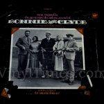"""Soundtrack """"Bonnie & Clyde"""" Album Cover Jigsaw Puzzle"""