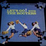 "Routers ""Let's Go!"" Album Cover Jigsaw Puzzle"