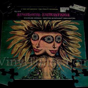 """""""Symphonie Fantastique"""" Album Cover Jigsaw Puzzle"""