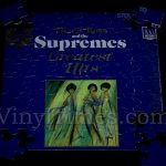 "Supremes ""Greatest Hits"" Album Cover Jigsaw Puzzle"