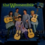 "Womenfolk ""The Womenfolk"" Album Cover Jigsaw Puzzle"