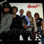 "Heart ""Heart"" Album Cover Jigsaw Puzzle"