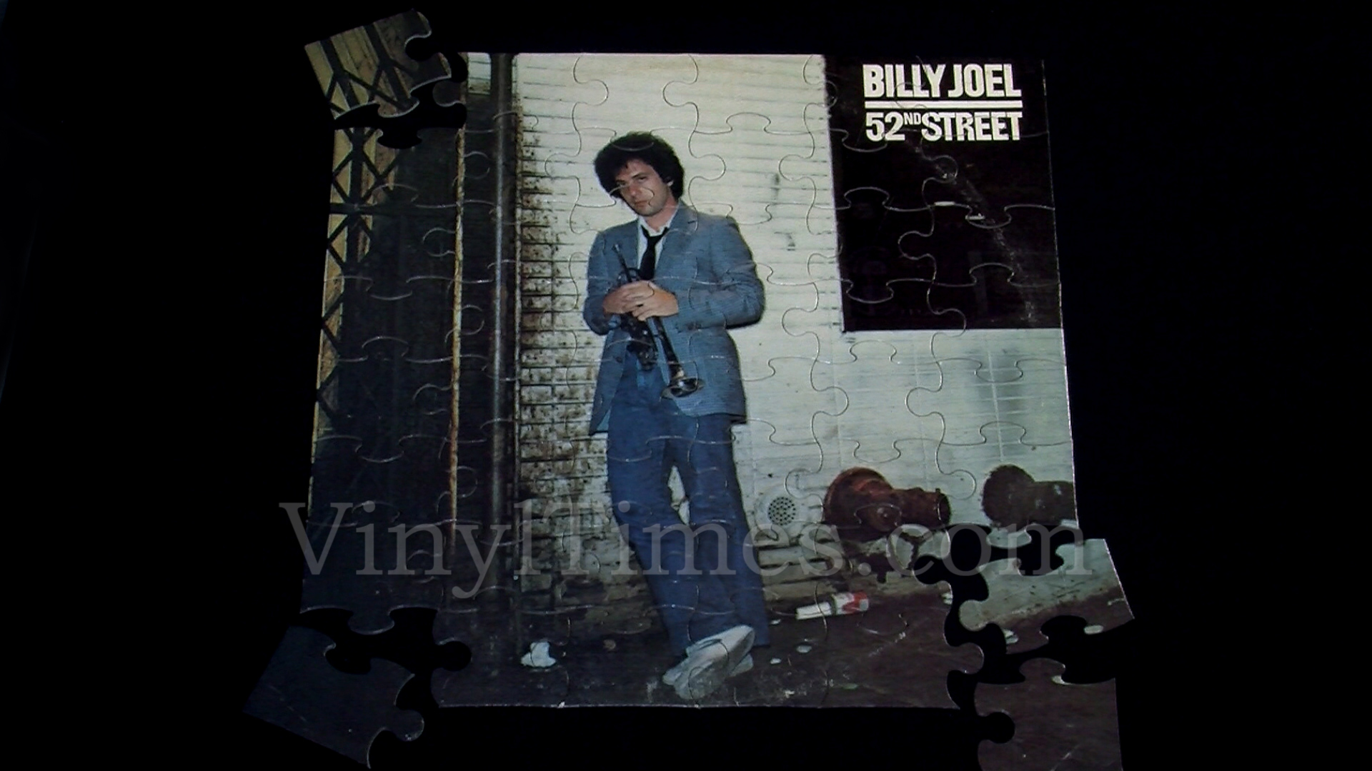 Displaying 16> Images For - Billy Joel 52nd Street...