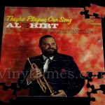 "Al Hirt ""They're Playing Our Song"" Album Cover Jigsaw Puzzle"