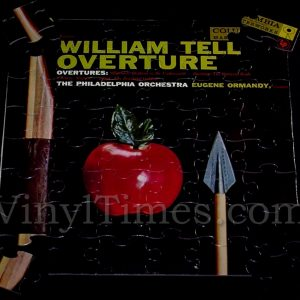 """William Tell Overture"" Album Cover Jigsaw Puzzle"