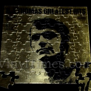 "BJ Thomas ""Greatest Hits"" Album Cover Jigsaw Puzzle"
