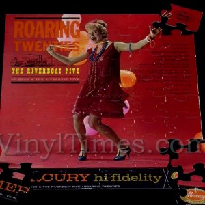 """The Roaring Twenties"" Album Cover Jigsaw Puzzle"