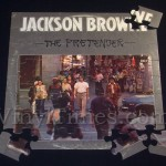 "Jackson Browne - ""The Pretender"" Album Cover Jigsaw Puzzle"