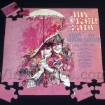 "Soundtrack ""My Fair Lady"" Album Cover Jigsaw Puzzle"