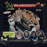 "Various Artists ""Sing Along Honky Tonk"" Album Cover Jigsaw Puzzle"