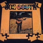 "Joe South ""Midnight Rainbows"" Album Cover Jigsaw Puzzle"