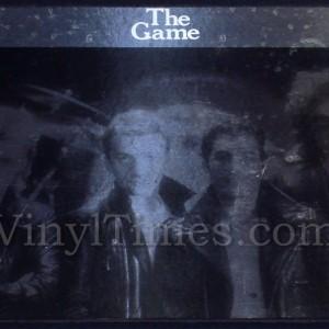 "Queen ""The Game"" Vinyl LP Album Cover Mousepad"