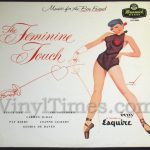 "Esquire ""Music For The Boy Friend, The Feminine Touch"" Vinyl LP Record Album"