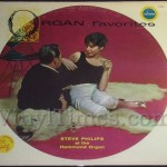 "Steve Phillips ""Organ Favorites"" Vinyl LP Record Album, Mary Tyler Moore model"