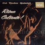 """Cal Tjader Quintet """"Ritmo Caliente!"""" Vinyl LP Record Album"""