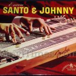 "Santo & Johnny ""Encore"" Vinyl LP Record Album"