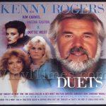 """Kenny Rogers """"Duets"""" Vinyl LP Record Album"""