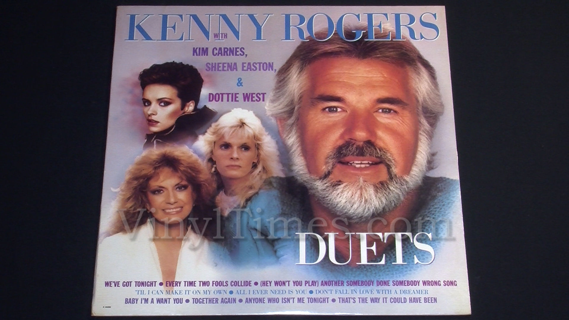 Kenny Rogers \