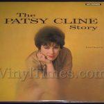 "Patsy Cline ""The Patsy Cline Story"" Vinyl LP Record Album"