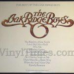 "Oak Ridge Boys ""The Best Of"" Vinyl LP Record Album"
